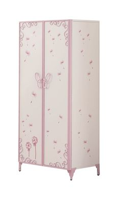 ACME Furniture 30540 Priya II 30540 Armoire, White & Light Purple -- Awesome products selected by Anna Churchill