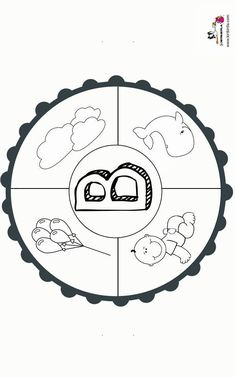 Pre Writing, Montessori, Kindergarten, Symbols, Letters, Reading, Mini, Character, Alphabet