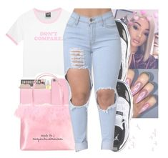 """""""Don't compare."""" by littydee ❤ liked on Polyvore featuring Retrò"""