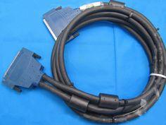 National Instruments NI 182853C-02 Cable 2 Meter 100-pin DAQ