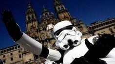 Star Wars regresa a Compostela