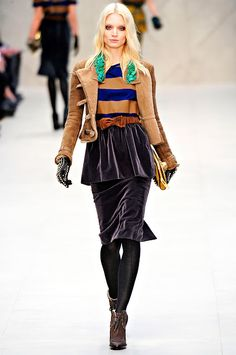 View more of this collection at http://www.fashion-isha.com/2012/02/bubrberry-prorsum-fall-2012-wow.html