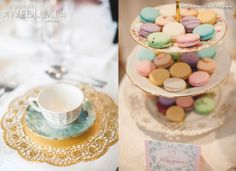 """Let Them Eat Cake"" Bridal Shower 