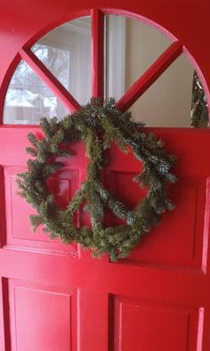 Dishfunctional Designs: A Beautiful Bohemian Christmas: How To Add Boho Style To Your Holiday Decor All Things Christmas, Winter Christmas, Christmas Holidays, Christmas Wreaths, Christmas Decorations, Christmas Christmas, Christmas Ideas, Holiday Crafts, Holiday Fun
