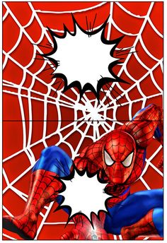 Spiderman Symbol Button | Spiderman, Spiderman face and Birthdays
