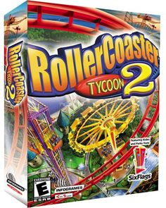 RollerCoaster Tycoon 2 PC ** Click image for more details.