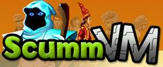 ScummVM is a program which allows you to run certain classic graphical point-and-click adventure games.