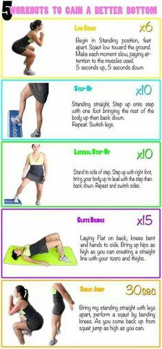 Better Bottom Workout