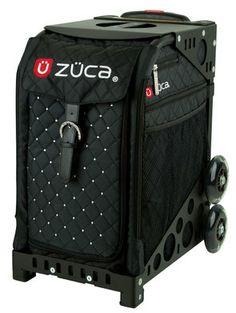 Raras, pero excelentes valijas! Con espacio para todo!