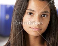 ... Hair on Pinterest | Black Hair Colors, Biracial Hair and Eye Color