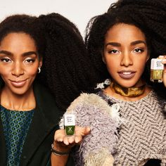 Dare to be your most authentic self with Formula X #ColorCurators: Urban Bush Babes Edition. Cipriana and TK Quann, the style sisters behind natural beauty and lifestyle blog Urban Bush Babes, curated three nail polish shades that are inspired by the diverse elements of nature: sand, sun, and lush greenery! Purchase online and in stores at #Sephora.