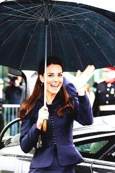 Happy Kate.