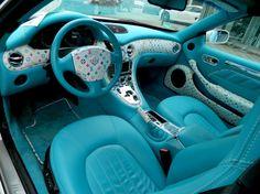#Maserati #Spyder #LouisVuitton