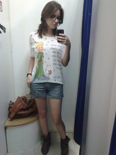 Fitting room Little Prince