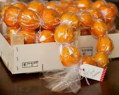 Clementine Wreath. Line up clementines along your cellophane. Wrap them into a tube , secure with sticky tape and tie bows for each one. Add the washi tape decorated tag to send it as a gift. It cost you so little yet it turns out so great.