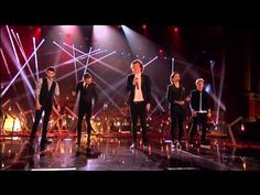 One Direction - Story of My Life - American Music Awards 2013 HD