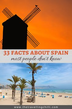 Fun Facts About Spain, Best Spanish Food, Stuff To Do, Things To Do, Spain Travel, Travelling, Europe, How To Plan, Country