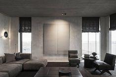 Urban Loft Interior by Vincent Van Duysen, Antwerp, Belgium – Design. The Loft, Vincent Van Duysen, Van Damme, Interior Architecture, Interior Design, Loft Interiors, Urban Loft, Scandinavian Home, Pent House