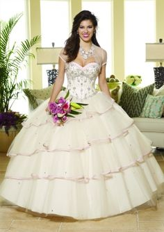 See this Quinceanera dress & more at Bridal & Formal by RJS Nashville, TN 615-522-0201