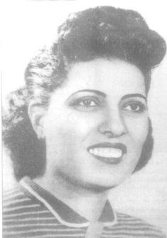 Sameera Moussa (سميرة موسى) (March 3, 1917-August 5, 1952)   أول عالمة ذرة مصرية ولقبت باسم ميس كوري الشرق، وهي أول معيدة في كلية العلوم بجامعة فؤاد الأول، جامعة القاهرة حاليا   .قـُـتِلت/اغتيلت عام (1952) م في أمريكا.