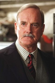 """John Cleese: """"Q"""" in Die Another Day (2002)."""