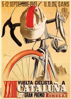 14 poster internazionali di bici vintage (con un paio di intrusi) #bike #Ciclografica