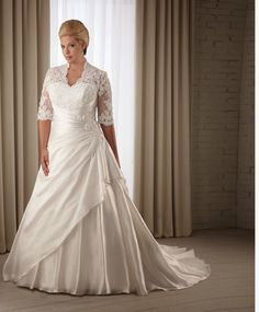 Find that Perfect Plus Size Wedding Dress. Read more: http://simpleweddingstuff.blogspot.com/2014/07/find-that-perfect-plus-size-wedding.html
