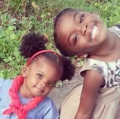 ...cute cute cute sisters Lyric Hurd and her little sister Melody