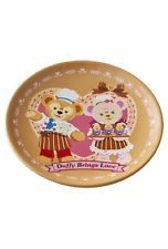 New 2015 Tokyo Disney Sea Sweet Duffy Duffy&Shellie may Souvenirs Mini Plate