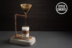Kitchen Utensils - Industrial style coffee maker - a unique product by…