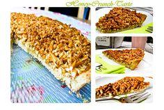 Honey Crunch Tarte