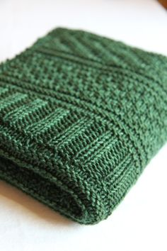 Guernsey Wrap - This is beautiful knitting - hoping that one day my stitches are so beautiful.
