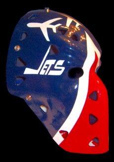 Gary Smith 1- 35 (Suitcase) Winnipeg Jets, Indianappolis Racers, Toronto Maple Leafs, Oakland Seals, Chicago Blackhawks, Minnesota North Stars, Washington Capitals and Vancouver Canucks - 1966 to 1980