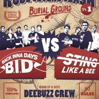 RUDE SEVENS CLASH Pt1 Burial Ground - B.I.D. VS Sting Like A Bee by Reggae Tapes on SoundCloud