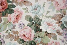 Sanderson Chelsea roses