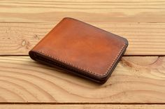 Fendi Women's Long Rainbow Studded Chain Wallet Pink Slim Leather Wallet, Slim Wallet, Men Wallet, Tan Leather, Stitching Leather, Hand Stitching, Luxury Mens Wallets, Leather Pieces, Wallet Chain