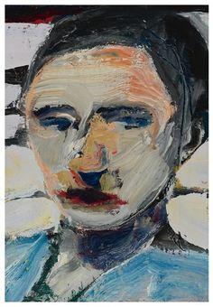 Richard Diebenkorn (1922 - 1993) Untitled, 1957