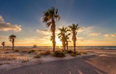 Promenade - Ashkelon, Israel