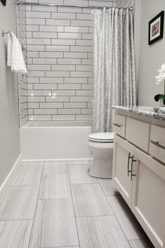 bathroom flooring - bathroom flooring ideas - bathroom floor tile - bathroom flooring - bathroom floor - bathroom floor tile ideas - bathroom floor plans - bathroom flooring ideas on a budget - bathroom floor ideas Grey Bathroom Floor, Vinyl Flooring Bathroom, Bathroom Vinyl, Bathroom Tile Designs, Bathroom Renos, Bathroom Interior Design, Bathroom Cabinets, Bathroom Mirrors, Tile Flooring
