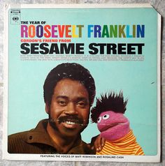 The Year of Roosevelt Franklin Gordon's Friend from Sesame Street