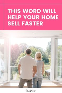 As you polish up the draft of your listing to sell your home, consider adding this word—but only if it truly applies. #home #house #realestate Don T Lie, Waterfront Property, Lake View, Furniture Sale, Home Decor Trends, Exterior Paint, Color Trends, Real Estate, Polish