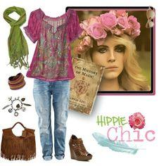 hippie chic style | Hippie chic :-D