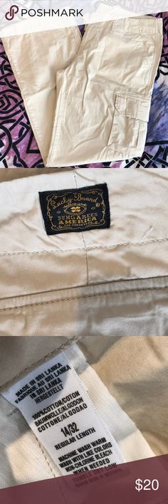 Lucky Brand cargo pants Cargo pants, brand new!    Everything in my closet is priced very reasonably so please no offers, unless bundling! Please comment with any questions you may have. I believe fashion should be recycled, reloved & rebought! Happy Poshing! ❤️ Lucky Brand Pants
