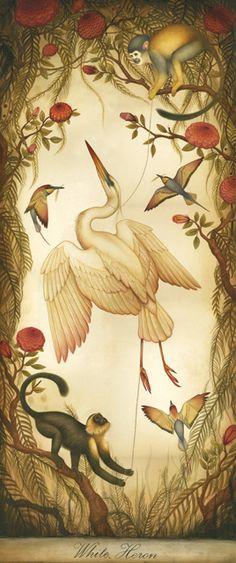 Imagine Gallery: White Heron
