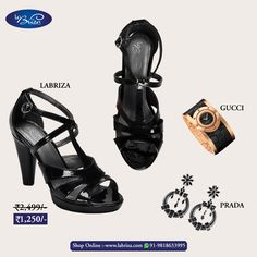 Get ready to walk in stylish with fabulous pair of heels from Labriza. #labriza #Shopnow #highheels #january2016 #lookoftheday #girlsnightout #chooseyourstyle #highfashion #trendy #style #party #fashion #heels #longheels #heelsaddict #fashionista #shoeaholics #stilettos #ladiesstyle #ladiesshoes #girlsshoes #sandals #ootd #onlineshop #fashionstyle #FashionBlogger #whatiwore #blackheels #igers #shoeswag