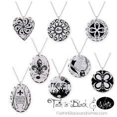 www.FaithinBlackandWhite.com, christian gifts, great gifts, jewelry, tees, pillows, home decor, faith