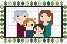Free Mother's Day Pattern