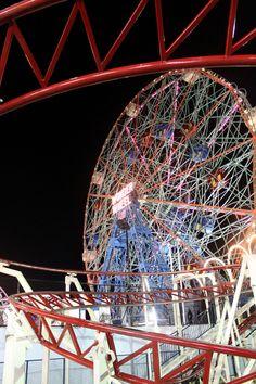 To Ride the Wonder Wheel by patrick-brian.deviantart.com on @deviantART