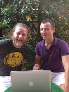 L'ambasciatore dello Yoga della Risata nel Mondo, RICHARD ROMAGNOLI https://www.facebook.com/magicrichard
