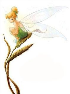 I really do prefer Tinkerbell in Peter Pan than the new stuff of her! She is meant to be a villain in Peter Pan! Tinkerbell And Friends, Peter Pan And Tinkerbell, Tinkerbell Fairies, Peter Pan Disney, Disney Fairies, Walt Disney, Disney Love, Disney Magic, Disney Art
